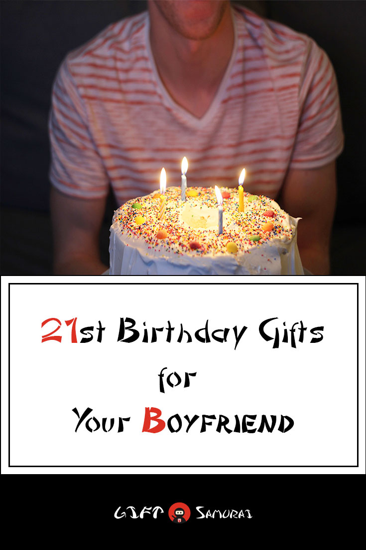 21st Birthday Gifts For Boyfriend Large