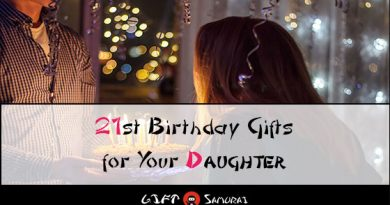 21st Birthday Gifts For Daughter