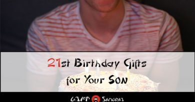 21st Birthday Gifts For Son 2