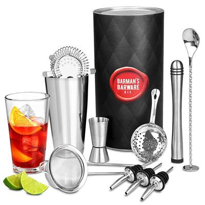 Barmans Barware Kit