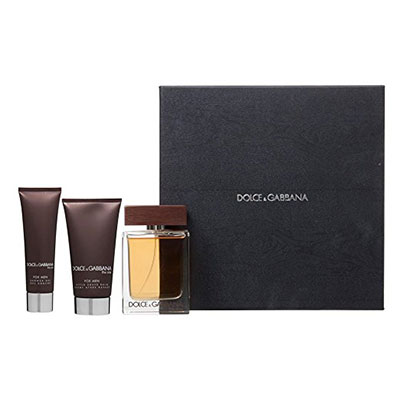 Dolce & Gabbana The One 3 Piece Gift Set For Men